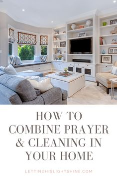 COMBINING PRAYER AND CLEANING IN YOUR HOME – Letting His Light Shine Prayer Scriptures, Bible Prayers, Prayer Room, My Prayer, Spiritual Guidance, Spiritual Life, Spiritual Growth, Sage Smudging, Prayer And Fasting