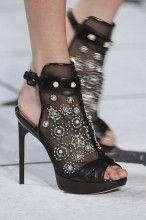 Jason Wu Spring 2013 ~ NY Runway Shoes