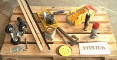 Ce qu'elle réussit à faire avec cette simple palette de bois est parfait! - Bricolages - Trucs et Bricolages
