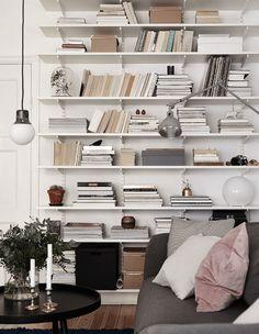 Bücherregale - Dekoration - Wohnideen