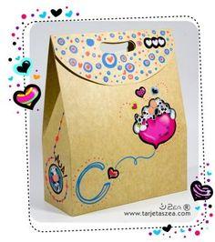 Tutorial: Cómo decorar cajas de regalo de amor para un día especial.