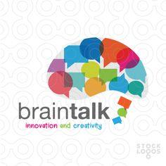 Brain Chat | StockLogos.com