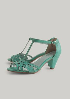 7dc6be3f3b2 Everybody Dance Heels In Sea Green By Seychelles Vintage Inspired Shoes