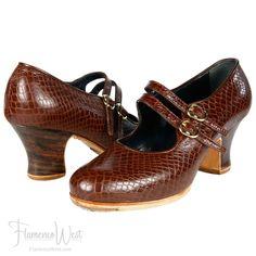 The next time I get flamenco shoes...