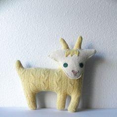 three bad seeds: mountain goat