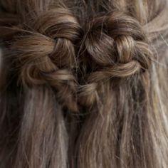 Love braid hair ❤