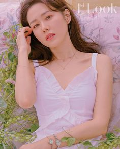 Son Ye Jin for Look Magazine Korean Actresses, Actors & Actresses, Korean Actors, Korean Beauty, Asian Beauty, Natural Beauty, Korean Celebrities, Celebs, Korean Adult