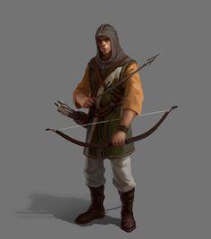 Aquilonian Low Level Archer