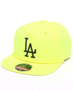 Los Angeles Dodgers Bright Eyes Neon Snapback hat by American Needle Dodger  Hats bea420b077b8