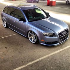 Audi A4 B7 Avant alias Pampers-Bomber  nice Audi project http://extreme-modified.com/