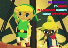 Seven Ways to Make Classroom Games More Effective http://www.educationworld.com/a_curr/checklist-effective-elements-games-classroom.shtml #EdTech #mLearning #Gaming