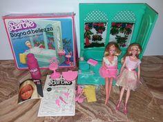 Vasca Da Bagno Barbie Anni 80 : I giocattoli per il natale anni versione bimba gli anni