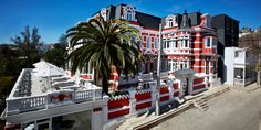 South America's Sweetest Palace Hotel: Palacio Astoreca In Valparaiso, Chile Places To Travel, Travel Destinations, Places To Visit, The Wonderful Country, Chili, Palace Hotel, Best Hotels, Amazing Hotels, Solo Travel