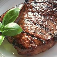 Savory Garlic Marinated Steaks Allrecipes.com This beautiful marinade adds an exquisite flavor to these already tender steaks. The final result will be so tender and juicy, it will melt in your mouth!!