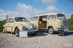 Bay Camper Weddings - matching VW Beetle and VW camper van for weddings | Lancashire wedding photography by www.colinmurdochstudio.com Wedding Venues, Wedding Ideas, Opening Day, Wedding Matches, Vw Camper, Wonderful Places, Beetle, Barn, Wedding Photography