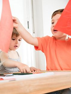 For the younger ones: 9 Fab Playdate Ideas #PampersPlayDate