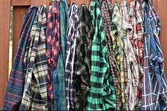 Ode to flannel