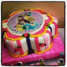 Disney's Princess cake