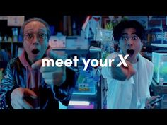 (14) 『meet your X』篇 30秒 - YouTube Archive Video, Video Clip, Motion Graphics, Commercial, Magazine, Videos, Youtube, Movies, Fictional Characters