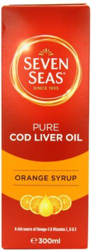 Seven Seas Orange Syrup and Cod Liver Oil 300ml has been published at http://www.discounted-vitamins-minerals-supplements.info/2012/03/01/seven-seas-orange-syrup-and-cod-liver-oil-300ml/