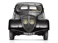 1935 Peugeot 402 Limousine luxury retro wallpaper background