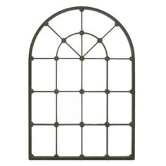 Montclair Mirror from Z Gallerie - This would look cool in the dinning room too