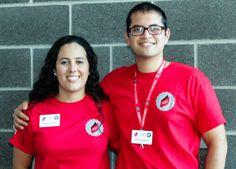 ACE Tutors Rachel Torres and Eric Caraveo