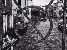 Venice and shapes.