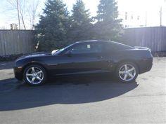 2013 Chevrolet Camaro, Black, 12660528  http://www.phillipschevy.com/2013-Chevrolet-Camaro-1LT-Chicago-IL/vd/12660528
