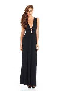 ff5f410484 Black Bellissima Strap Maxi Dress : Buy Designer Dresses Online at Nookie  Designer Dresses, Dresses