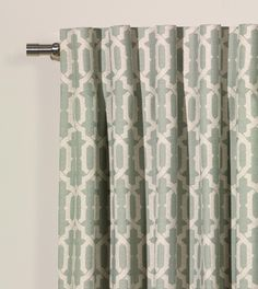 Found it at Wayfair - Penn Rod Pocket Curtain Single Panel Rod Pocket Curtains, Drapes Curtains, Bedroom Curtains, Curtain Fabric, Bedroom Decor, Window Coverings, Window Treatments, Beige Duvet Covers, Contemporary Curtains