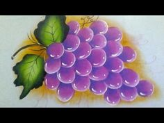 Pintando uvas con Alfre Severo.