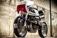 Radical BMW R90 Interceptor