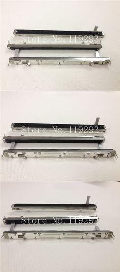 [BELLA]128MM mixer fader Slide Potentiometer A10K Single Handle 15MMC--10PCS/LOT