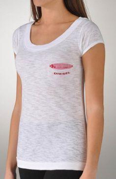 Diesel Women's Lusy T-Shirt « Clothing Impulse