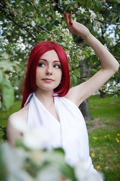 AMAZING cosplay ll FairyTail II Erza Scarlet Fairy Tail by mchechenev