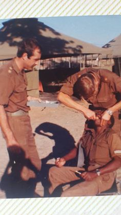 Dentist Once Were Warriors, Army Day, Brothers In Arms, Defence Force, Troops, Soldiers, Korean War, African History, Borneo