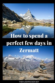 From a close up view of the mighty Matterhorn courtesy of the Gornergrat railway to hikes in the cleart Swiss Alpine air, here are the 7 best things to do in Zermatt, Switzerland. The Places Youll Go, Cool Places To Visit, Great Places, Zermatt, Switzerland Itinerary, Switzerland Trip, Inter Rail, Some Beautiful Pictures, Overseas Travel
