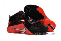 super popular a8815 ed96a Buy Nike LeBron Soldier 9 Black Red Mens Basketball Shoes For Sale from  Reliable Nike LeBron Soldier 9 Black Red Mens Basketball Shoes For Sale  suppliers.