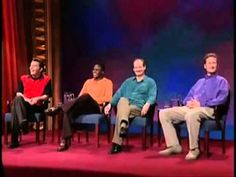 Whose Line Is It Anyway? Hilarious Bloopers... so happy this is coming back for the summer!