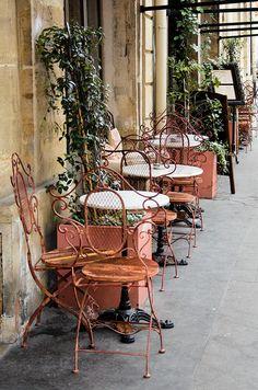 Paris Cafe Image Erin Of Likewantneed Blog Homestilo Places - Paris cafe table