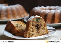 Bábovečka na hrnečky z cuketečky recept - TopRecepty.cz Banana Bread, French Toast, Treats, Breakfast, Ethnic Recipes, Sweet, Food, Sweet Like Candy, Morning Coffee
