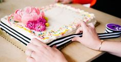 This Grocery Store Cake Hack Is Borderline Genius - Make your party a little prettier — without spending all your money.