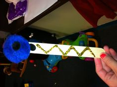 CLASS PROJECT! We all know its thunderstorm season here in Oklahoma. What better way to prepare your kids than storm sticks! Kids learn how thunder and lightning are created and they get to make a fun craft! Great for small children. Did this at my daycare class and they loved it!