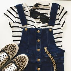 F21 Denim Overall Dress Super cute mini overall dress! You can create so many unique looks with this dress, it'll never go out of style! Straps are extremely adjustable with buttons inside and adjusters on the straps. Wore a few times, in great condition! Forever 21 Dresses