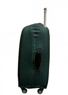 Capa para Malas Luggio Chumbo, Luggio, Protetor de bagagem