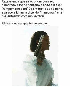 Rihanna, Memes Status, Facebook, Dj, Humor, Instagram, Funny Things, Cool Things, Sayings