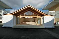 Container Housing  |  Shigeru Ban Architects