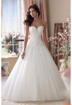 Vestidos de noiva Mon Cheri 114277 Edna David Tutera 2014