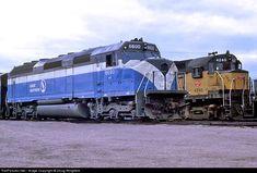 RailPictures.Net Photo: BN 6600 Burlington Northern Railroad EMD F45 at Spokane, Washington by Doug Wingfield
